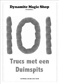 101 Trucs met een Duimspits Boekje NL (B0109)