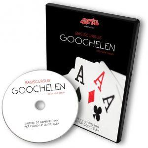 Basiscursus Goochelen  DVD (DVD914)