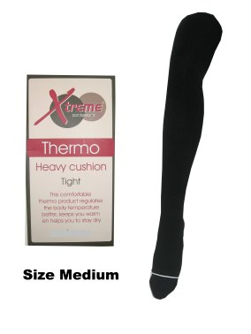 Thermo Maillot Zwart M (12258)
