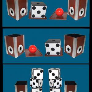 Tora Multiplying Dice Trick (1491H8)