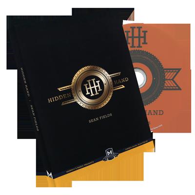 Hidden Hand DVD and Gimmick by Sean Fields (DVD855)