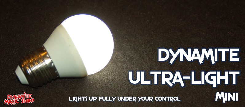 Dynamite Ultra Light Mini & Video by DMS (4253)