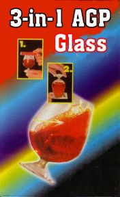 3 in 1 Antigravity Production Glass (2821A4)