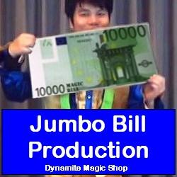 Jumbo Bill Production (3739)