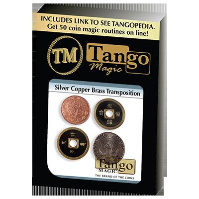 Classic Coin / Copper Silver Brass Transpo (0093)