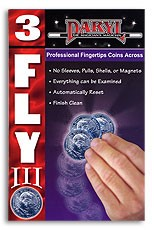 3 Fly III Trick DVD (DVD890)