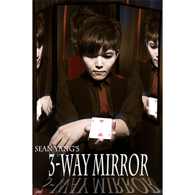 3-Way Mirror by Sean Yang and Magic Soul (4326)