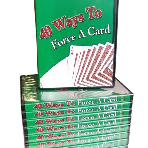 40 Ways to Force a Card DVD (DVD303)