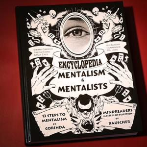 13 Steps to Mentalism & Encyclopedia of Mentalism Book (B0220)
