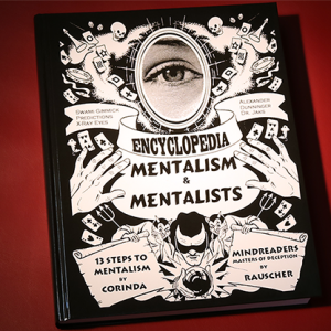 13 Steps to Mentalism & Encyclopedia of Mentalism Book (B0220)
