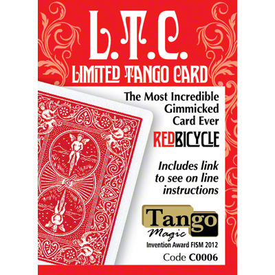 Limited Tango Card (3803)