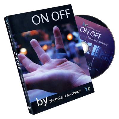On/Off by Nicholas Lawrence and SansMinds (DVD818)