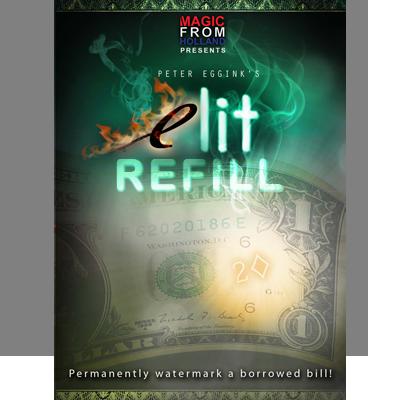 eLit Refill by Peter Eggink (2554)