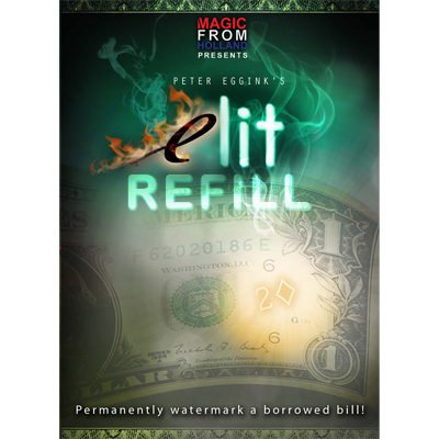 eLit Refill by Peter Eggink (2554)