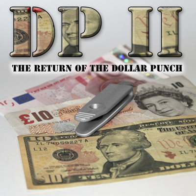 DP II - The Return of the Dollar Punch by Card-Shark (3833-w9)
