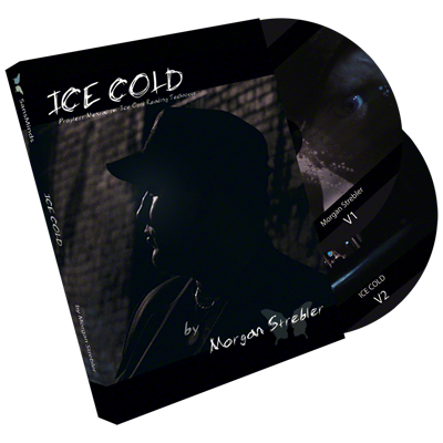 Ice Cold: Propless Mentalism 2 DVD Set (DVD829)