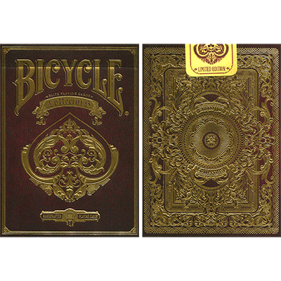 Bicycle Collectors Deck by Elite Playing Cards (3772)