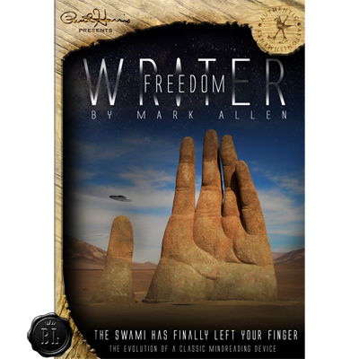 Freedom Writer by Mark Allen and Paul Harris (3881)