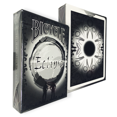 Bicycle Eclipse Deck by Gambler's Warehouse (3872)