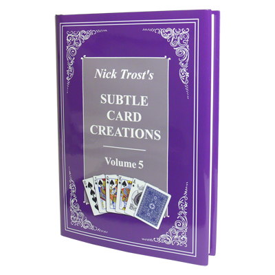 Subtle Card Creations 5 Boek (B0311)