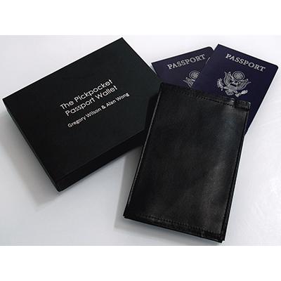 Pickpocket Passport by Greg Wilson & Alan Wong (4049)