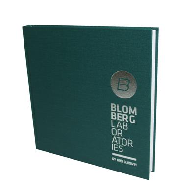 Blomberg Laboratories by Andi Gladwin Boek(B0312)
