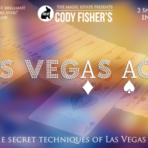 Vegas Aces Gimmicks & Online Instructions by Cody Fisher (4188)