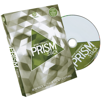 Prism by Wayne Goodman and Dave Forrest DVD (DVD852)
