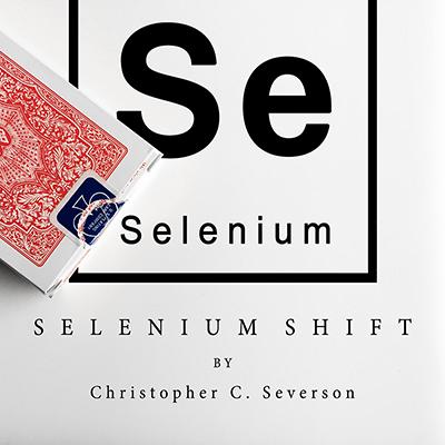 Selenium shift by Chris Severson & Shin Lim Presents (DVD871)
