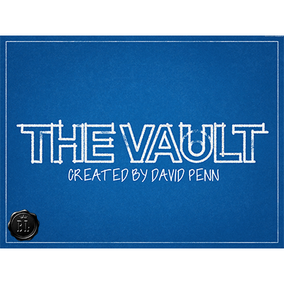 The Vault DVD and Gimmick created by David Penn (DVD859)