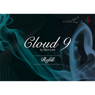 Cloud 9 Gel (4 pk.) refill by Shin Lim & CIGMA Magic (2002)