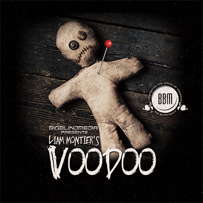 Liam Montier's Voodoo DVD and Gimmicks by BBMedia (4175-W9)