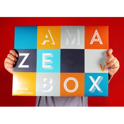 AmazeBox by Mark Shortland (4043-w7)
