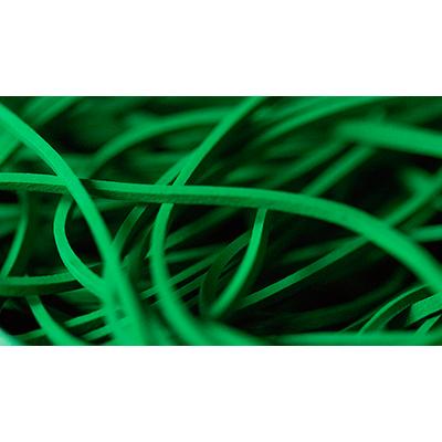 Joe Rindfleisch's Rainbow Rubber Bands - Green (4028)