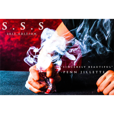 SSS (2015 Edition) by Shin Lim (DVD867)