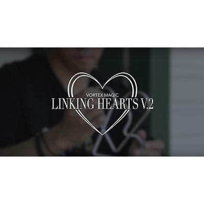 Linking Hearts 2.0 by Vortex Magic (DVD879)