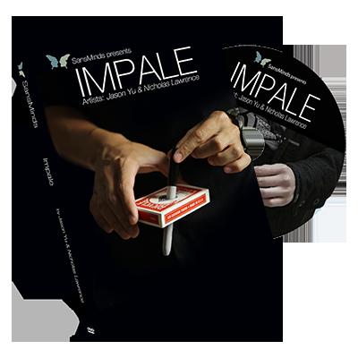 Impale DVD and Gimmicks by Jason Yu (DVD869)