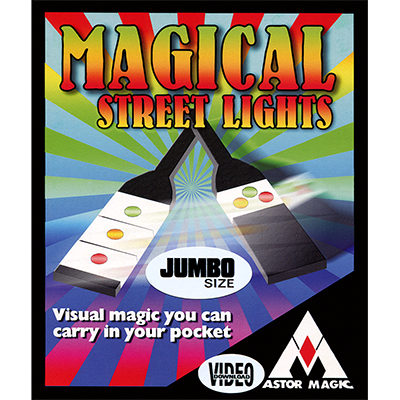 Magical Streetlight Jumbo by Astor (2621-w3)