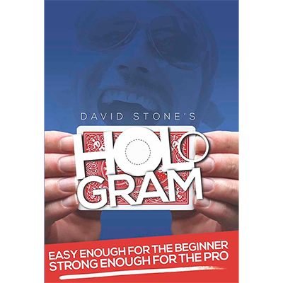 Hologram DVD and Gimmick by David Stone (DVD886)