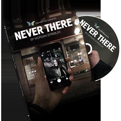 Never There by Morgan Strebler DVD (DVD909)