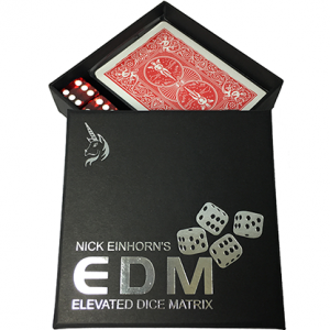 Elevated Dice Matrix (EDM) by Nicholas Einhorn (4098)