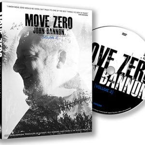 Move Zero (Vol 2) by John Bannon and Big Blind Media (DVD944)