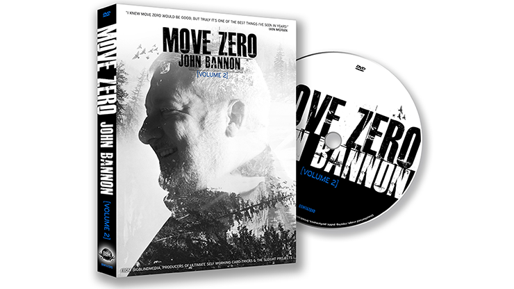 Move Zero (Vol 2) by John Bannon and Big Blind Media (DVD944)
