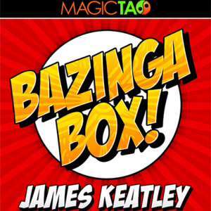 Bazinga Box by James Keatley (4167)