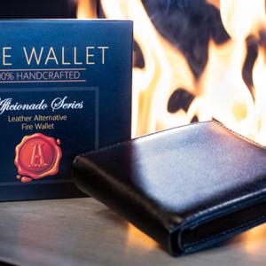 The Aficionado Fire Wallet by Murphy's Magic (2291)