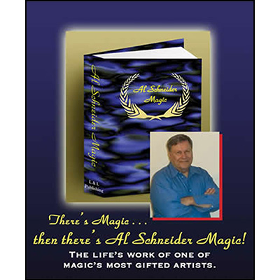 Al Schneider Magic Book (B0223)