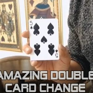 Amazing Double Card Change & Online Video (4925)