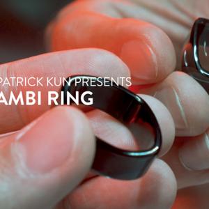 Ambi Ring by Patrick Kun (5020)