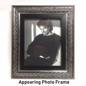 Appearing Photo Frame (1346-H1)
