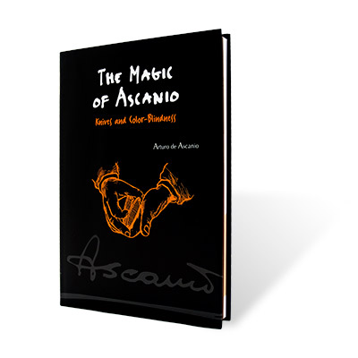 The Magic of Ascanio vol. 4 Boek (B0134)